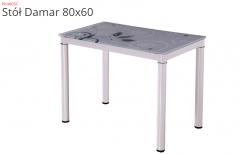 Cтол oбеденный Signal Damar 80X60 Крем