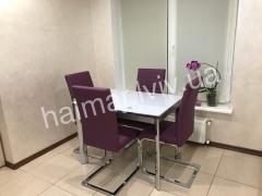 Стул K85 фиолетовый Halmar