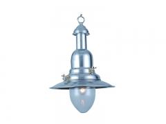 Светильник подвесной LW-43 фабрика Signal цвет серебристый