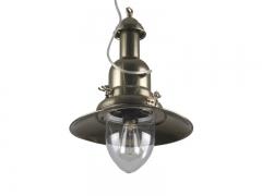 Светильник подвесной LW-43 фабрика Signal цвет латунь