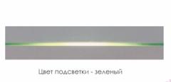 Подсветка 4Led зеленый цвет