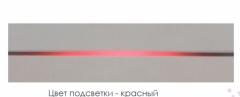 Подсветка 4Led красный цвет