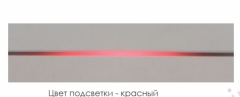 Подсветка 5Led красный цвет