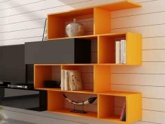 Стеллаж Vigo оранжевый цвет