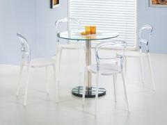 Стеклянный стол Cyryl