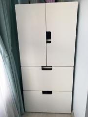 Шафа STUVA Ikea