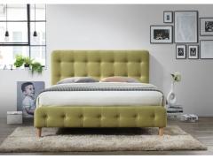 Кровать ALICE 160X200  зеленый фабрика Signal