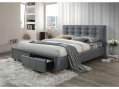 Кровать ASCOT 160X200 фабрика Signal