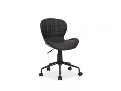 Кресло офисное SCOT черный фабрика Signal