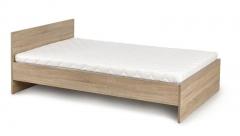 Кровать LIMA 90 Halmar Дуб Сонома