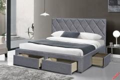 Двуспальная кровать Halmar BETINA 160-200