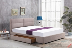 Кровать Halmar MERIDA 160 Беж