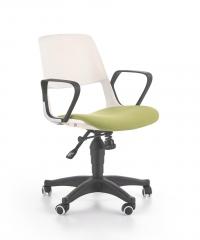 Кресло JUMBO Halmar Белый Зеленый
