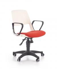 Кресло JUMBO Halmar Белый Красный