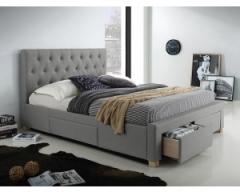 Новинка!Кровать Signal Oslo 160х200 серый дуб