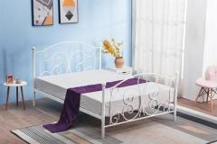 Новинка!Кровать Halmar PANAMA 120 белый