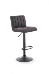Новинка!Барный стул Halmar H-89 темно-серый черный