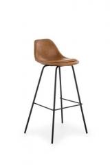 Новинка!Барный стул Halmar H-90 светло-коричневый черный
