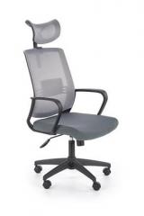 Новинка!Кресло офисное Halmar ARSEN серый