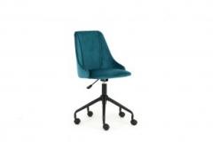 Новинка!Кресло офисное Halmar BREAK темно-зеленый