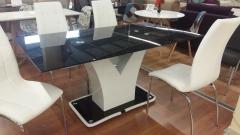 Стеклянный стол Vesper
