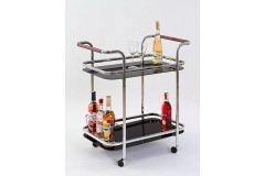Барный столик Bar-7 чёрный