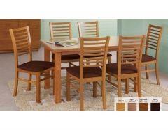 Деревянный стол Emil Halmar ольха