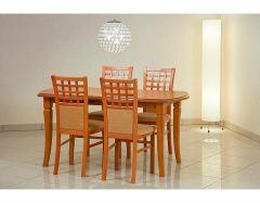Деревянный стол Fryderyk 160-200 ольха