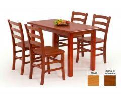 Деревянный стол Dinner 115 черешня античная