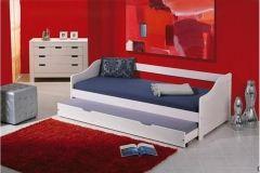 Детская кровать двуспальная LEONIE